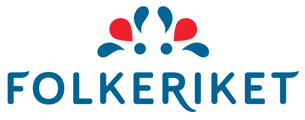 Folkeriket logo